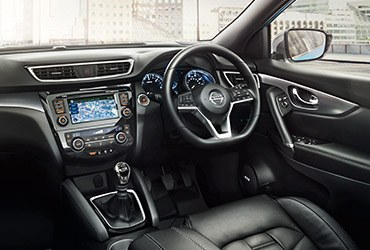 Interior Graphite interior with additional seat trim options including leather-accent and Nappa leather-accent on the ST-L & Ti models. Including heated & 6-way power driver seat with lumbar support.