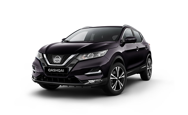Qashqai ST-L, Night Shade