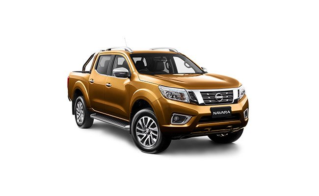 Nissan Navara ST-X Finished in Hornet Gold