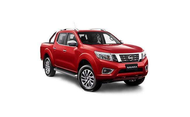 Nissan Navara ST-X Finished in Tuscan Red