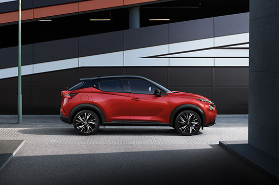 MORE ROOM TO ENJOY The all new Nissan JUKE is designed for real life. That means plenty of storage for phones, drinks and items large and small around the cabin, plus front and rear USB sockets to keep everybody's devices charged.